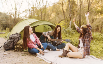 What To Expect From Being A Camp Group Leader