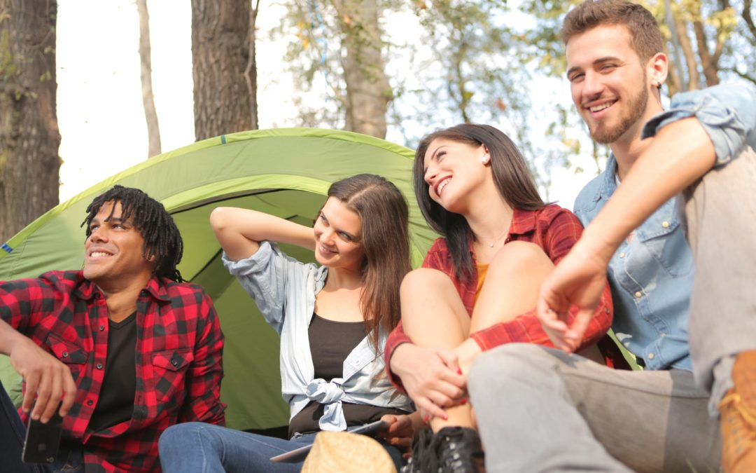 The Health Benefits Of Attending A Youth Camp